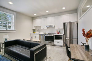 Apt 102 and 103 furnished living 2